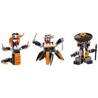 Lego Mixels Series 9 Nindjas 3 Pack Cobrax Spinza Mysto 41575 41576