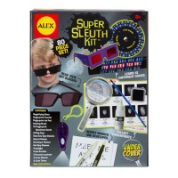 Super Sleuth Kit - Spy Set for Kids