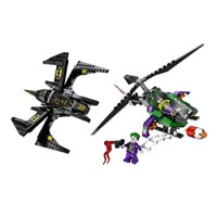 Lego Super Heroes Batwing Battle Over Gotham City