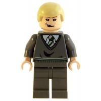 Draco Malfoy Open Mouth Smirk Lf Lego Harry Potter 2