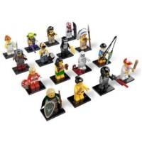 Lego Minifigure 8803 Series 3 Complete Set Of
