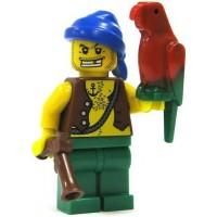 Lego Pirate Loose Mini Figure Pirate Pistol And