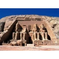 500 Piece Mini Puzzle Egypt Temples Of Ramses Ii At Abu