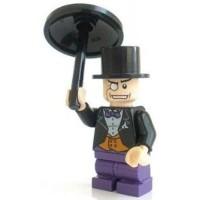 Lego The Penguin With Umbrella Batman