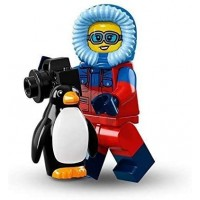 Lego Series 16 Collectible Minifigures Female Wildlife Photographer