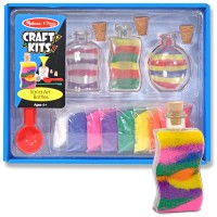 Sand Art Craft Kit for Kids