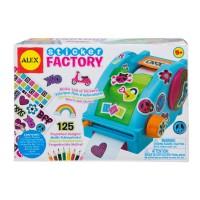 Sticker Factory Sticker Making Machine