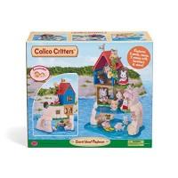 Calico Critters Secret Island Playhouse