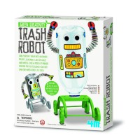 Trash Robot Green Creativity Craft Kit