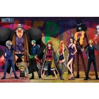 Ensky Jigsaw Puzzle 1000368 Japanese Anime One Piece 1000