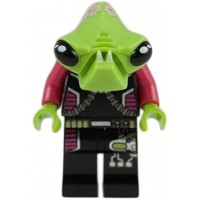 Lego Alien Pilot Minifigure Lego Alien