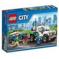 60081 Lego Pickup Tow Truck City Great Vehicles Age 512 209 Pieces New 2015 By