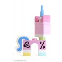 Lego The Movie Loose Minifigure Biznis Kitty Wearing Glasses