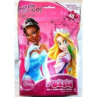 Disney Princess Puzzle On The