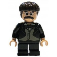 Lego Minifigure Harry Potter Professor