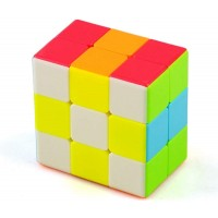Cuberspeed 3X3X2 Stickerless Cuboid Cube Cube Style 332 Magic Cube Tower Shaped 3X3X2 Magic