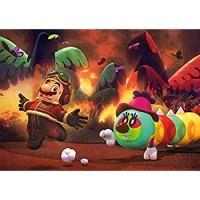 Winning Moves Gmbh Super Mario Jigsaw