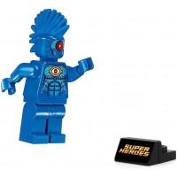 Lego Super Heroes Batman 2 Minifigure Omac With Display Stand