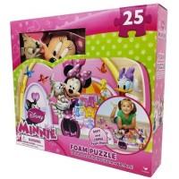 Disney Minnie 25Piece Floor Foam Puzzle