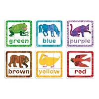 Mudpuppy The World Of Eric Carle Brown Bear What Do You See Squares Puzzle 27