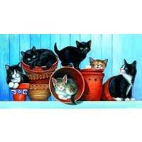 Potted 500 Pc Jigsaw Puzzle By