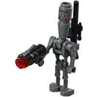 Lego Star Wars Ig88 Bounty Hunter Droid Minifigure