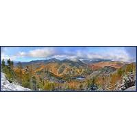 Carl E Heilman Ii Adirondack Jigsaw Puzzle Panoramic Giant Mountain