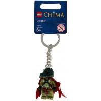 Lego Chima Cragger Key Chain
