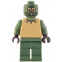 Squidward Lego Spongebob Squarepants