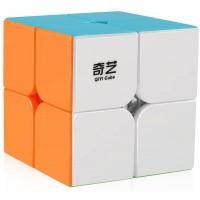 Dfantix Qiyi Qidi S 2X2 Speed Cube Stickerless Puzzle