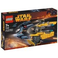 Lego Star Wars Jedi Starfighter And Vulture