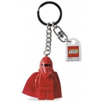 Lego Star Wars Red Imperial Royal Guard Key Chain