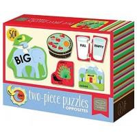 Bendon Kathy Ireland Opposites Twopiece Puzzles 50