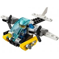 Lego City Prison Island Helicopter