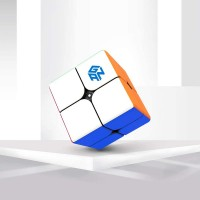 Gan 249 V2 2X2 Speed Cube Gans Mini Cube Puzzle Toy 2X2X2 Magic Cube 49Mm