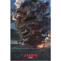 Ensky Howls Moving Castle Jigsaw Puzzle 1000