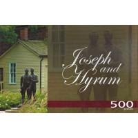 Lds Joseph Hyrum 500 Piece Puzzle 15 X