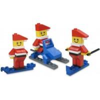Lego Christmas Mini Figure Set 40022 Mini Santa Set