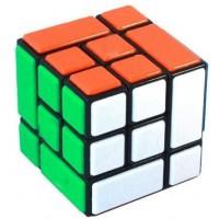 3X3X3 Cubetwist Bandaged Diy Tiled Kit Black Ct 3X3 Puzzle Toy Twisty