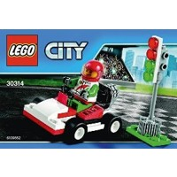 Lego City Gokart Racer Set 30314