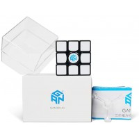 Gan 356 Air 3X3 Speed Cube Gans Puzzle Magic Cube Black Ver