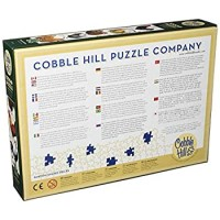 Cobblehill 80120 1000 Pc Chicken Quotes Puzzle