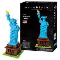 Nanoblock Building Set - Statue of Liberty