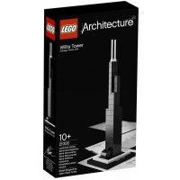 Sears Tower Chicago Illinois Usa Lego 21000