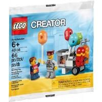 Lego Creator Balloon Cart Polybag