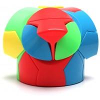 Sunway Yj Barrel Cube 3X3 Redi Cylinder Speed Cube 3X3 Stickerless Cylinder Cube 3X3 Round Column