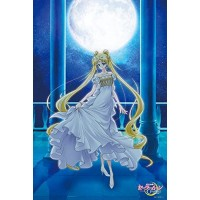 Ensky Sailor Moon Crystal Pretty Guardian Princess Serenity Jigsaw Puzzle 1000