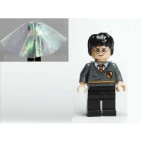 Lego Minifigure Harry Potter With Cloak Of