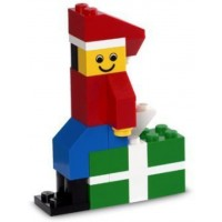 Lego Christmas Elf Boy