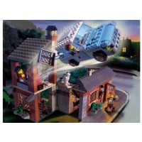 Lego Harry Potter Escape From Privet
